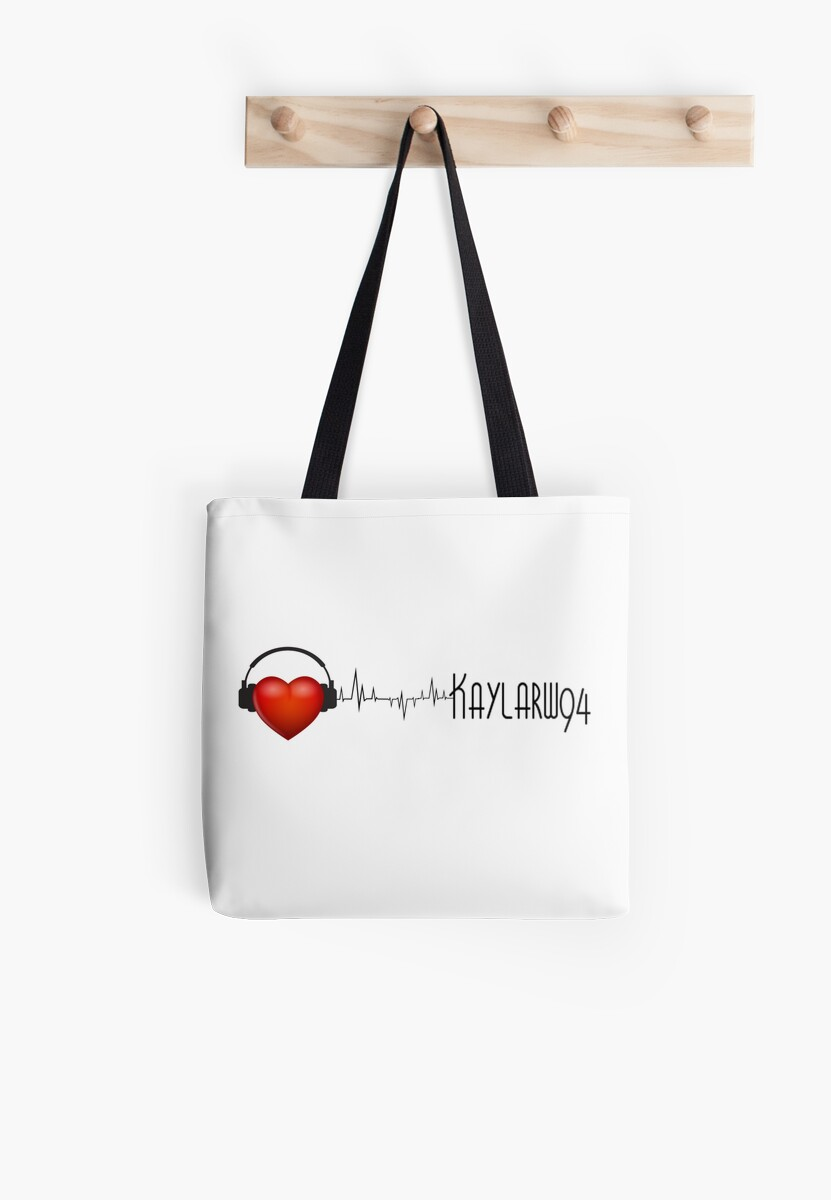 Heartbeat Tattoo- White by TheKaylaWatsonHeartbeat Tattoo