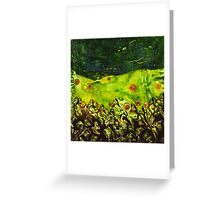 Untitled I Greeting Card