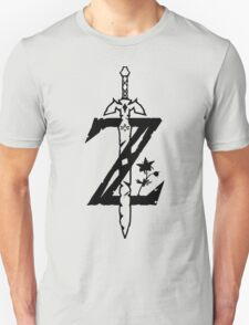 The Legend of Zelda Breath of the Wild Unisex T-Shirt