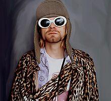 Kurt Cobain by Amberly Stimson