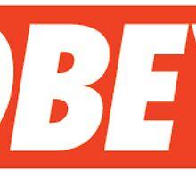 OBEY - Box Logo by tyler54