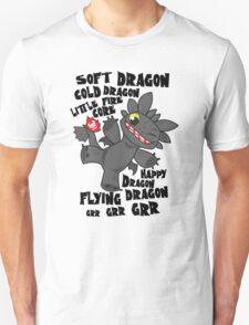Soft Dragon Unisex T-Shirt