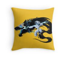 Kindred - LoL Throw Pillow