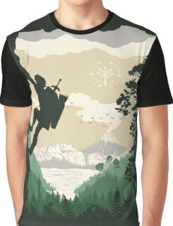 Breath of Adventure Graphic T-Shirt