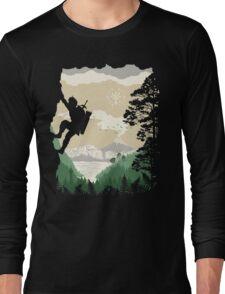 Breath of Adventure Long Sleeve T-Shirt