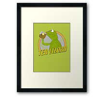 None of my business Framed Print