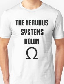 The Nervous Systems Down T-Shirt