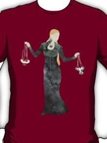 Pulling the strings. T-Shirt