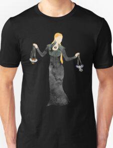 Pulling the strings. Unisex T-Shirt
