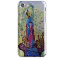 The Water Goddess iPhone Case/Skin