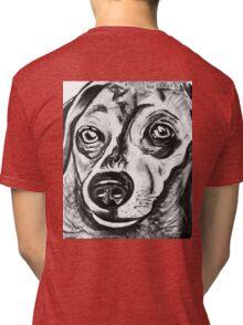 Betty Boop Tri-blend T-Shirt