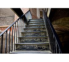 Fort Point Stairs Photographic Print
