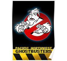 PNW: Ghostbusters Poster Poster
