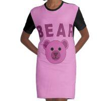 Grenda's B E A R sleep shirt - Gravity Falls Graphic T-Shirt Dress