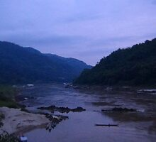 Hills of Laos by lisa53396