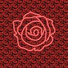 Neon Rose by supercujo