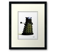 Ironside - Dalek Framed Print