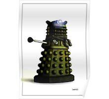 Ironside - Dalek Poster