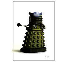 Ironside - Dalek Photographic Print
