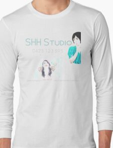 The Image tells the Story... Long Sleeve T-Shirt