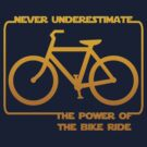 Never Underestimate the power of the Bike Ride by sher00