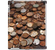 Rusty money iPad Case/Skin