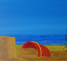 Saoirse's Beach by SteveWillis