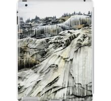 'Yosemite: Winter Stone' - Watercolours. iPad Case/Skin