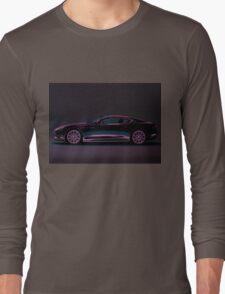 Aston Martin DBS V12 Painting Long Sleeve T-Shirt