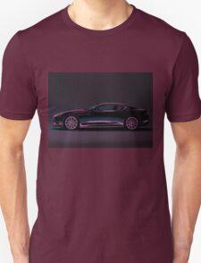 Aston Martin DBS V12 Painting Unisex T-Shirt