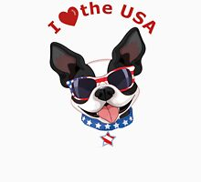 Love the USA Unisex T-Shirt