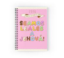 SEAMOS LEALES A JEHOVÁ! (Donuts) Spiral Notebook