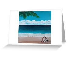 Little Shell Greeting Card