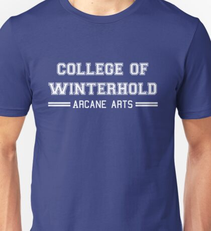 College of Arcane Arts Unisex T-Shirt