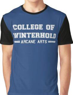 College of Arcane Arts Graphic T-Shirt