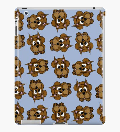Space Dogs iPad Case/Skin