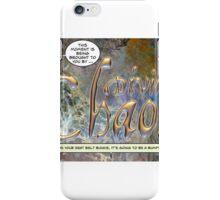 Divine Chaos iPhone Case/Skin
