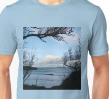 Natural Window - Harlyn Bay - Cornwall Unisex T-Shirt