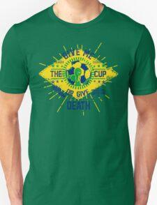 BRASIL WORLD CUP 2014 T-Shirt
