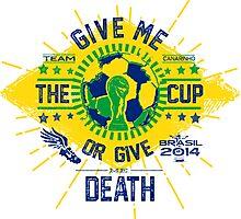 BRASIL WORLD CUP 2014 Photographic Print