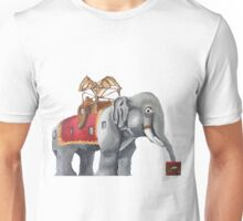 Lucy the Elephant Unisex T-Shirt