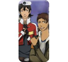 Voltron: Keith and Lance iPhone Case/Skin