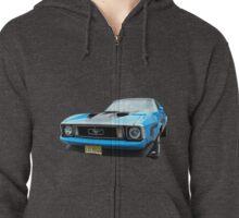 Mustang  Zipped Hoodie