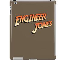 Engineer Jones iPad Case/Skin