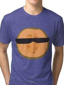 Cool Cantaloupe Tri-blend T-Shirt