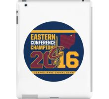 Cavs NBA Finals iPad Case/Skin