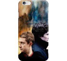 Holmes & Watson iPhone Case/Skin