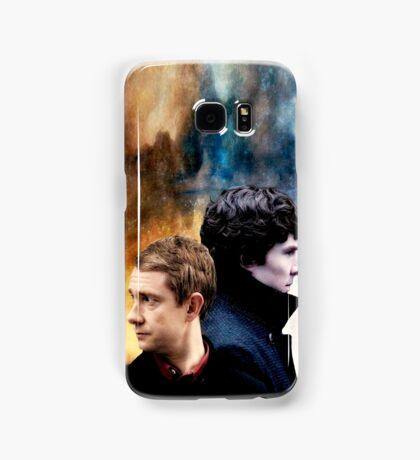 Holmes & Watson Samsung Galaxy Case/Skin