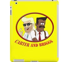 Carter and Briggs iPad Case/Skin