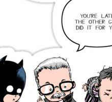 Gotham babies Sticker